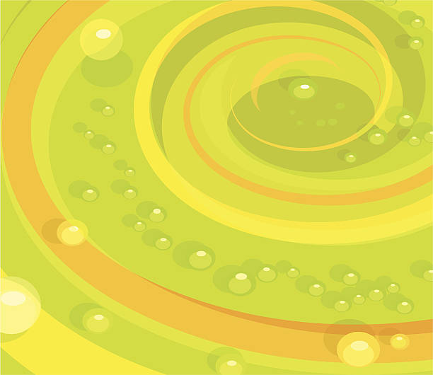 swirling_bubbles.eps vector art illustration