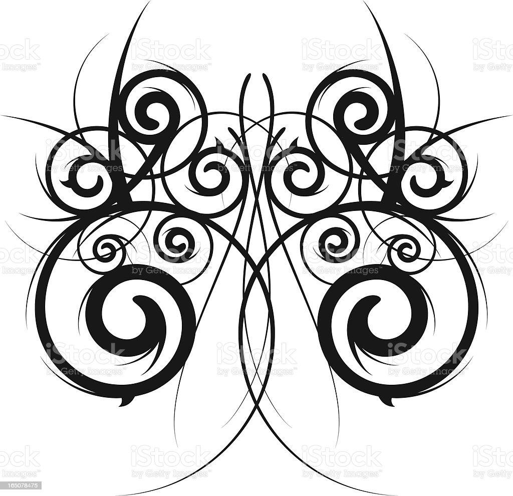 swirls pattern