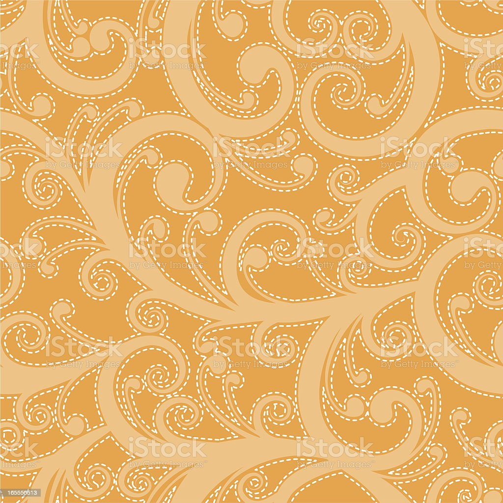 Swirls texture royalty-free stock vector art