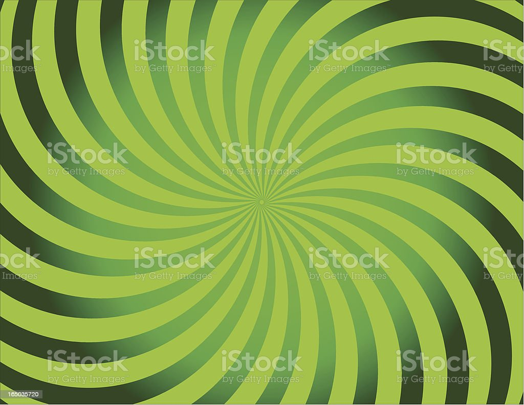 Swirly abstract  pattern royalty-free stock vector art
