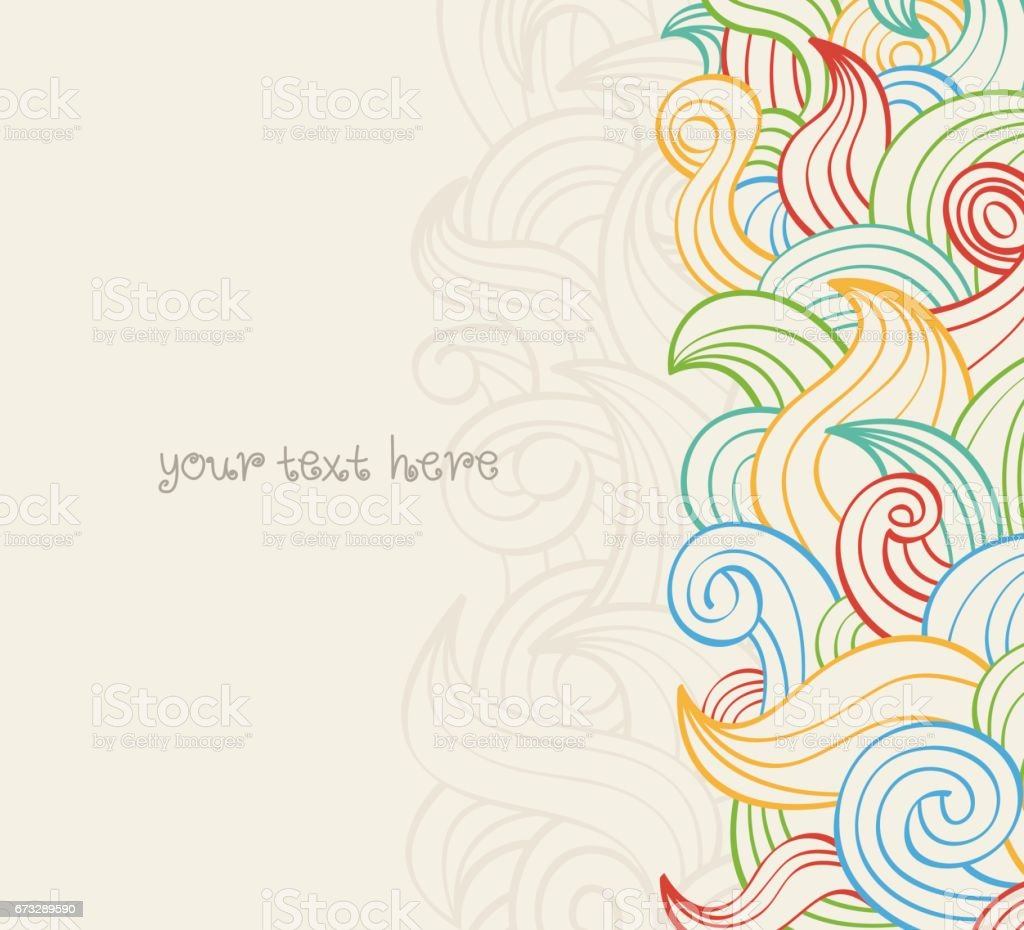 swirly doodle background royalty-free swirly doodle background stock vector art & more images of abstract