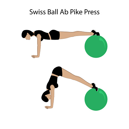 swiss-ball-ab-pike-press-exercise-vector