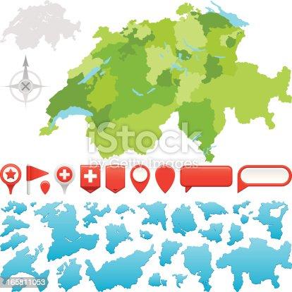 istock Switzerland Cantons 165811053