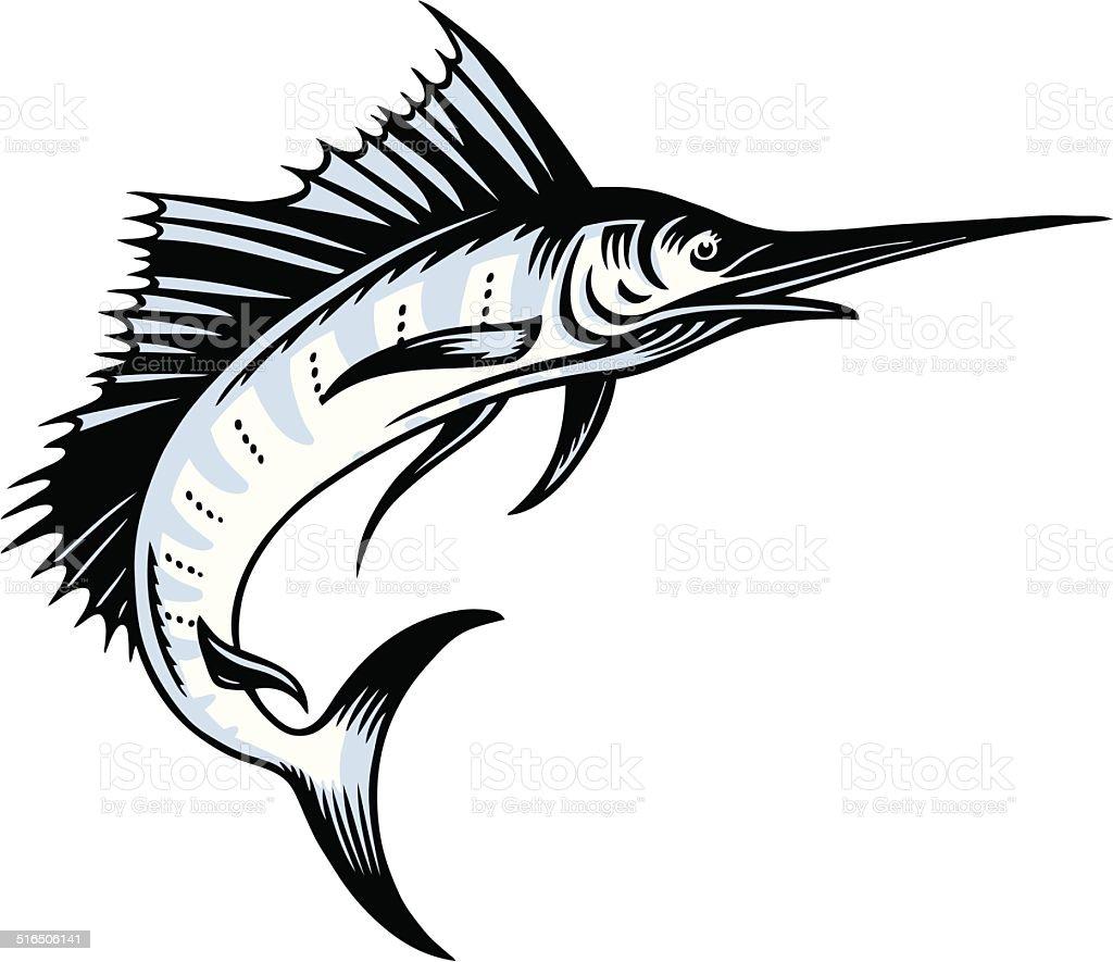 термобелье как нарисовать рыбу парусник идеально