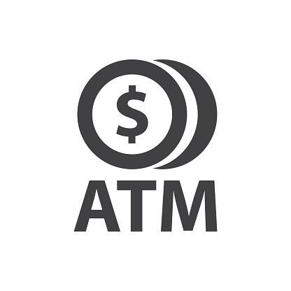 Atm 符號圖示和圖示設計向量圖形及更多信用卡圖片- iStock