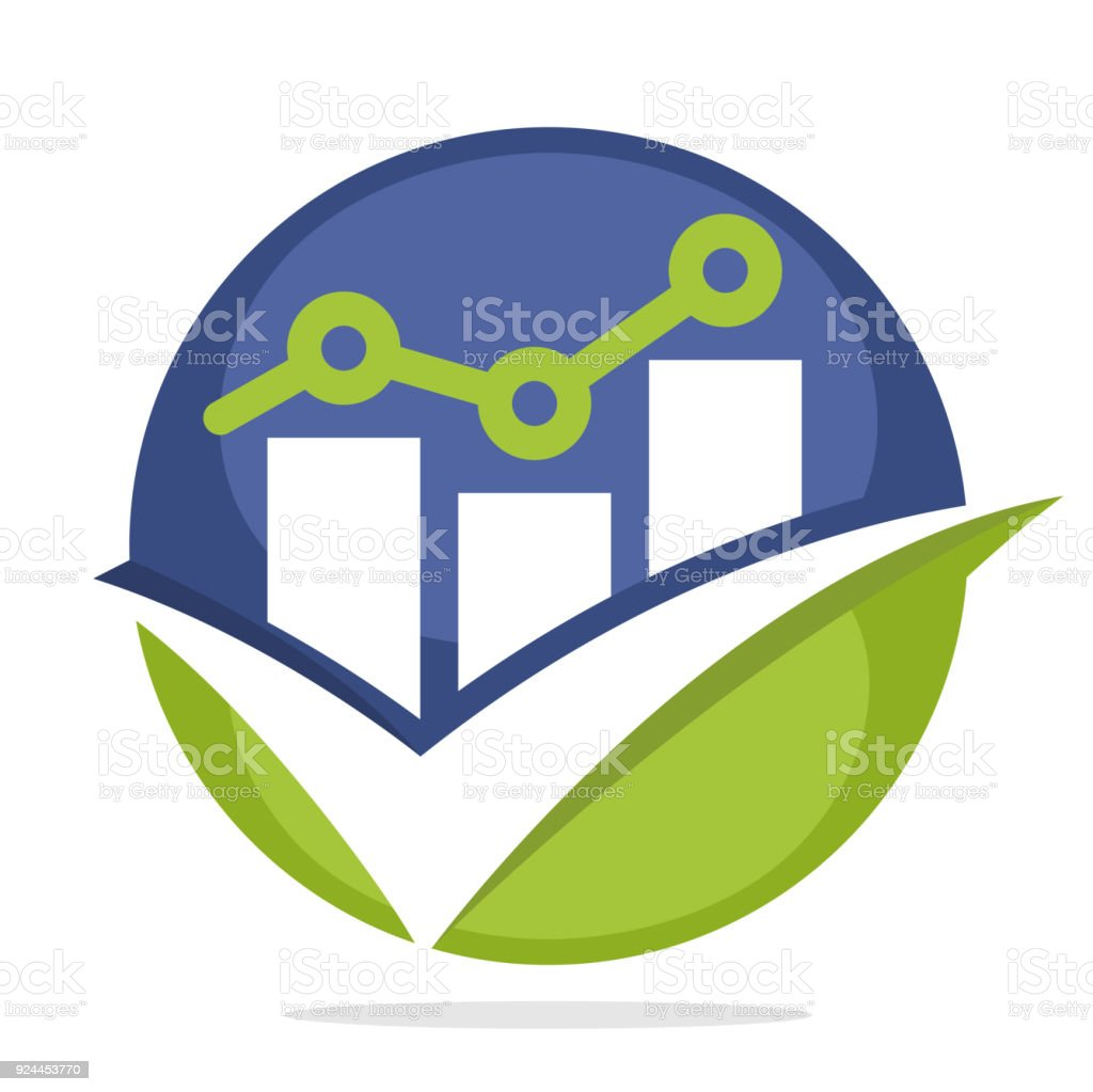 Symbol Icon With The Concept Of Good Stock Investment Prospect Stock