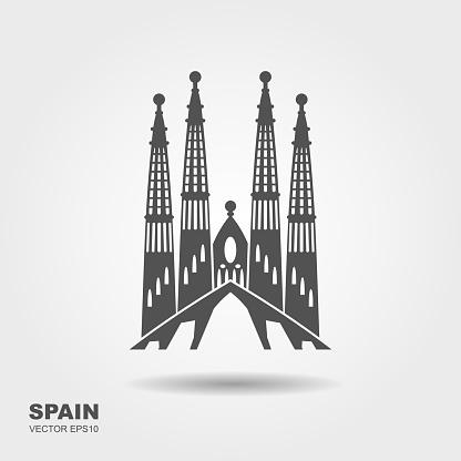Symbol of Barcelona, Sagrada Familia