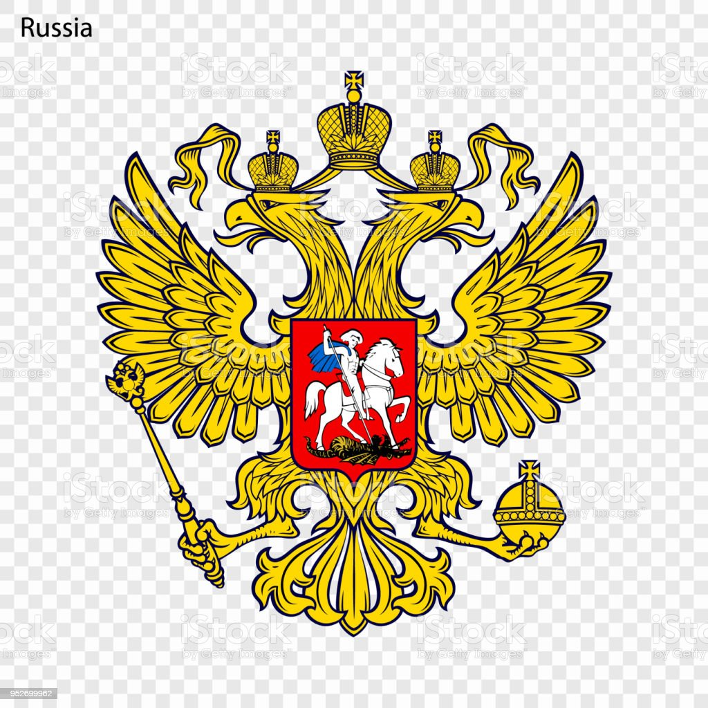 Symbol Of Russia Stock Vector Art More Images Of Abstract