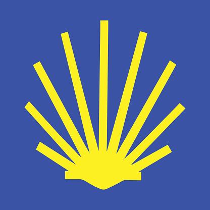 Symbol of the Camino de Santiago