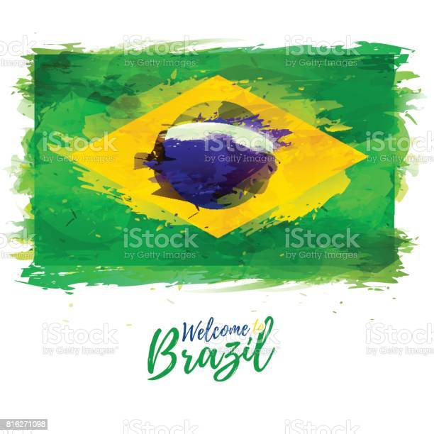 Symbol poster banner brazil flag of brazil with the decoration of the vector id816271098?b=1&k=6&m=816271098&s=612x612&h=wdzk argu06herxztatmcth qbdhjsm76kjsfasvnqk=