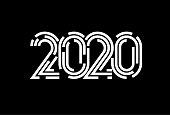 2020 symbol.
