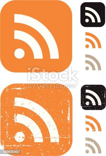 istock RSS Symbol 165630437