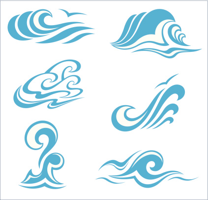 symbol wave