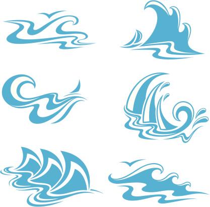 symbol waves