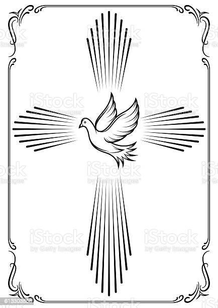 Symbolic cross and dove template emblem for church vector id613303858?b=1&k=6&m=613303858&s=612x612&h=xqwx nmu65yhndywidyd8f6amgiqk5iqknshxtldfws=