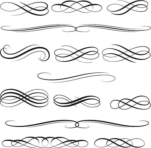 illustrazioni stock, clip art, cartoni animati e icone di tendenza di simmetria elementi di design - ninnolo