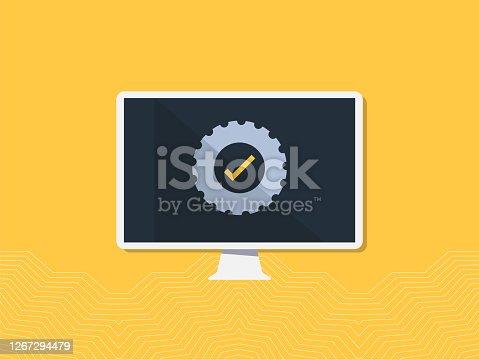 istock System Update Improvement 1267294479