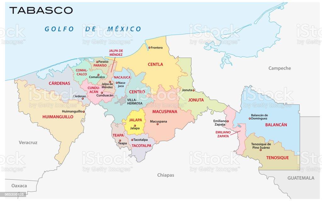 tabasco, administrative, political and municipality map tabasco administrative political and municipality map - stockowe grafiki wektorowe i więcej obrazów abstrakcja royalty-free