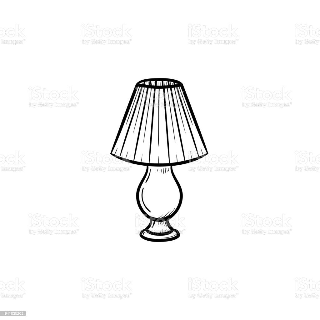 Bildergebnis für Lampe gezeichnet