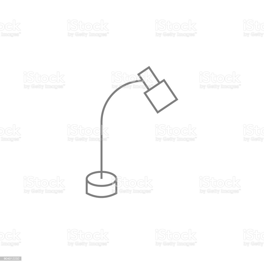 Table Lamp Icon. Web Element. Premium Quality Graphic Design. Signs Symbols  Collection, Simple Icon For Websites, Web Design, Mobile App, Info Graphics    ...