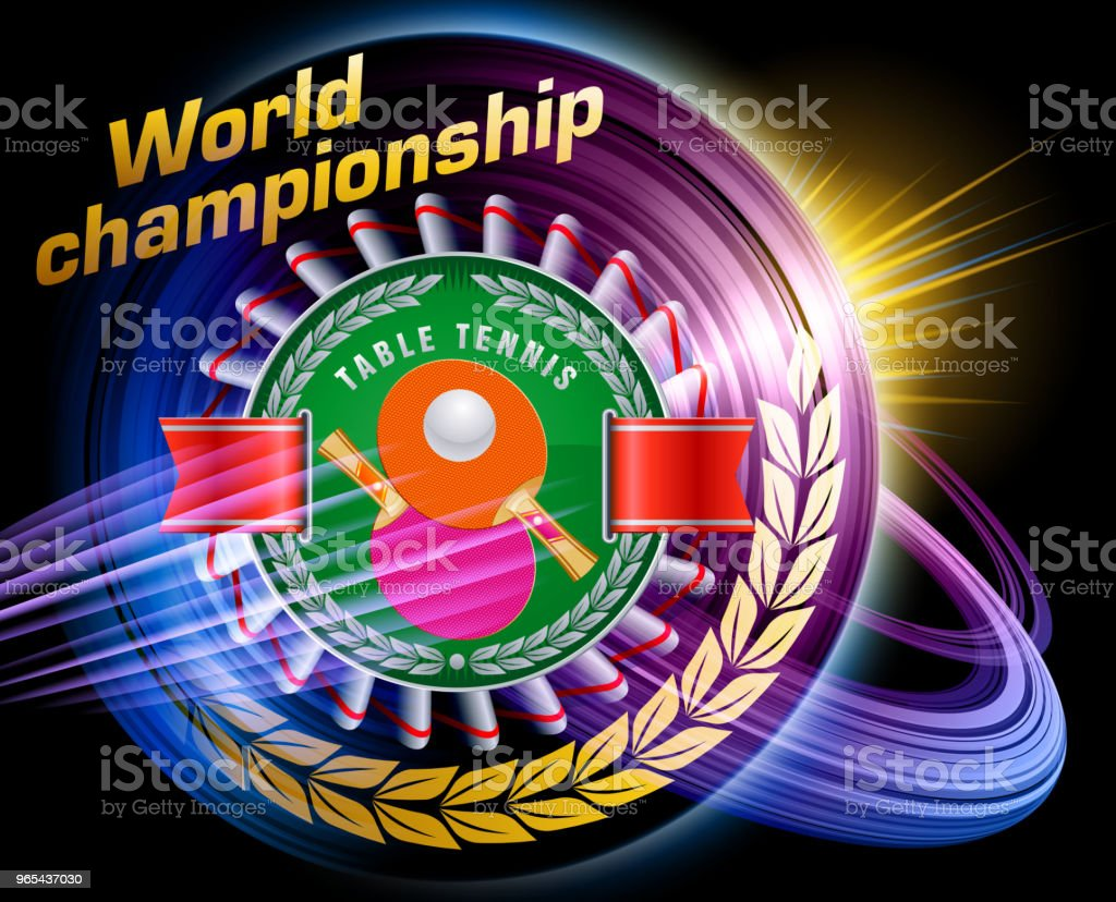 Table tennis royalty-free table tennis stock vector art & more images of achievement