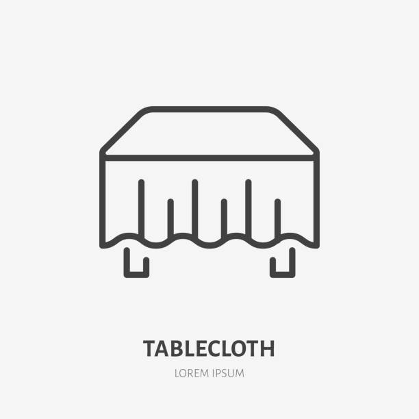 Kitchen Table Clip Art: Dining Room Illustrations, Royalty-Free Vector Graphics