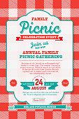 istock BBQ tablecloth picnic invitation design template 478220063