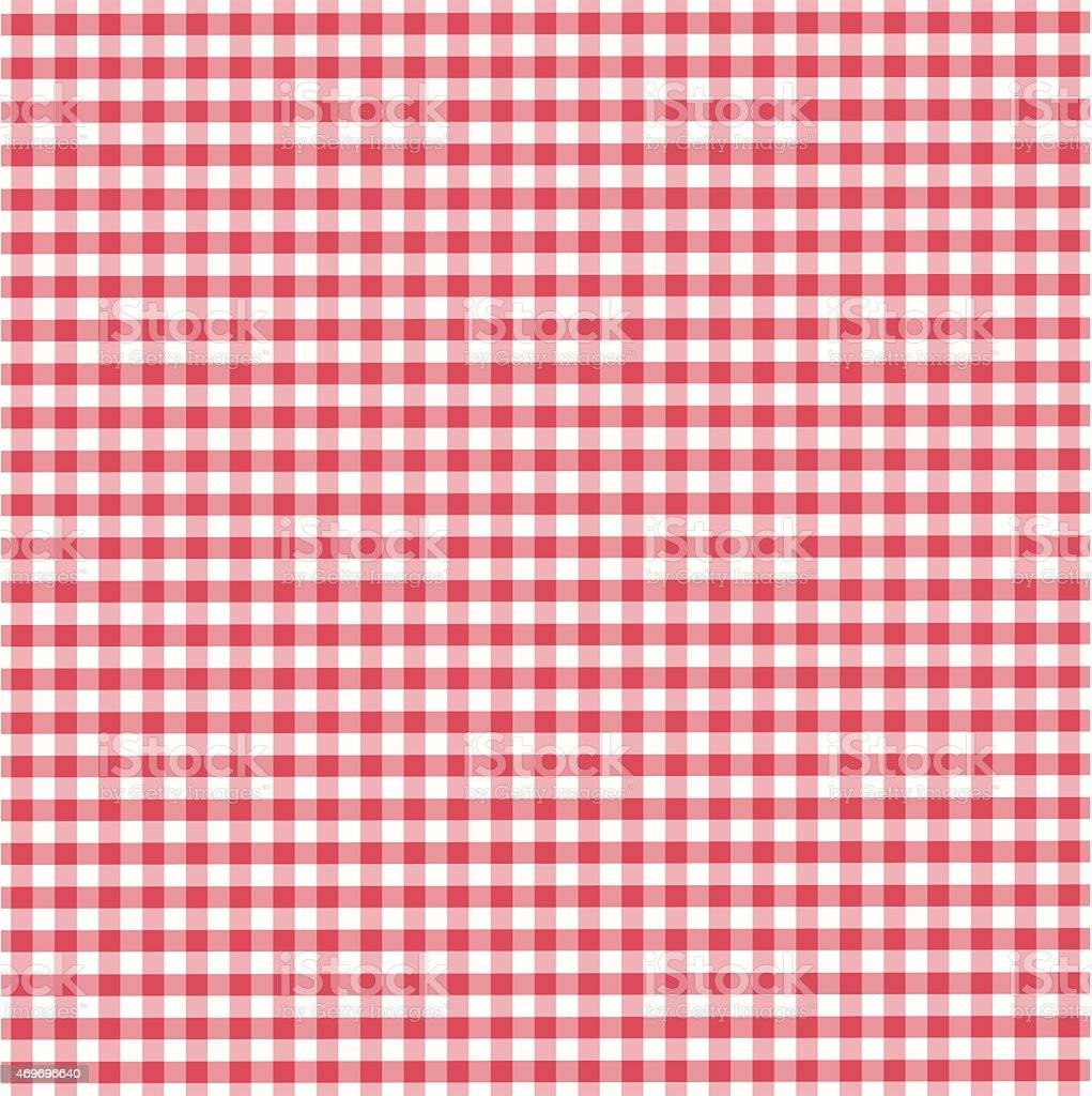 Tablecloth Seamless Pattern vector art illustration