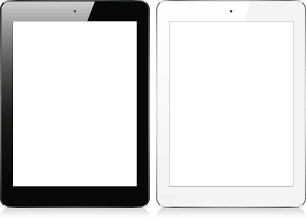 Tablette PC - Illustration vectorielle