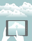 Tablet Upload to the Cloud