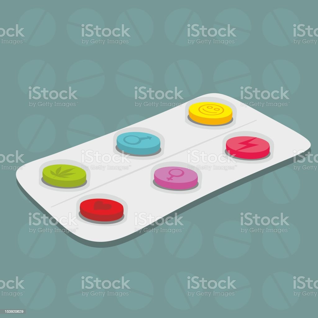 Tablets royalty-free tablets stock vector art & more images of antibiotic
