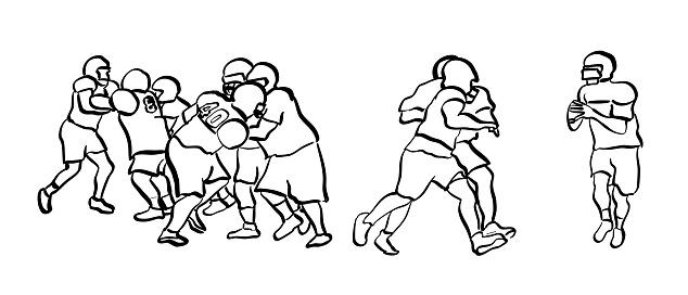 Tackle Team Football