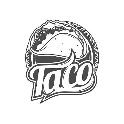 Taco Seller Logo Design