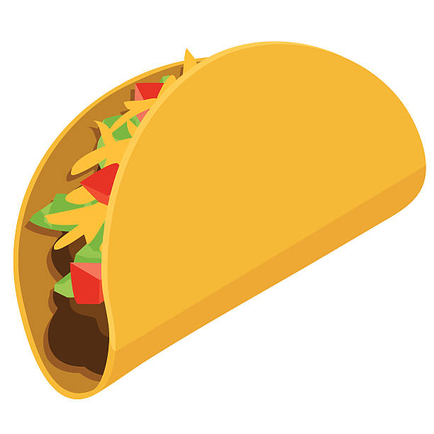 Taco Illustrations, Royalty-Free Vector Graphics & Clip ...