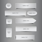 Tag, Label, Banner Designs