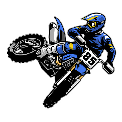 tail whipping motocross