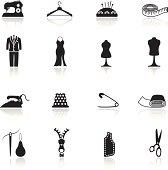 Tailor Icon Set