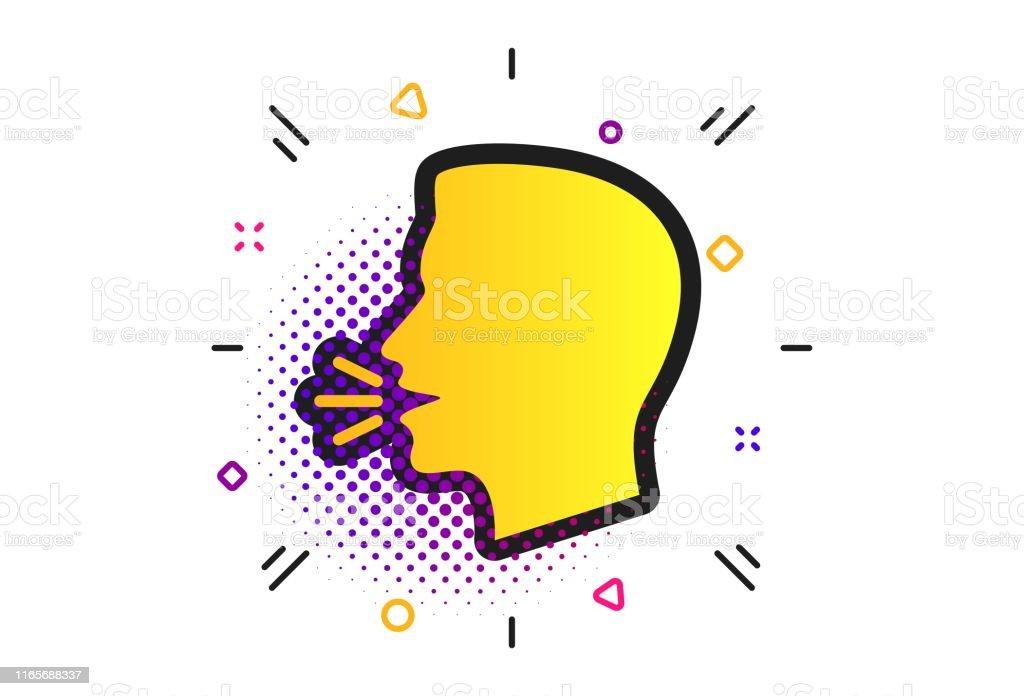 Parler Ou Parler Icone Symbole De Bruit Fort Vecteur Vecteurs Libres De Droits Et Plus D Images Vectorielles De Art Istock