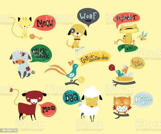 Talking animals vector id684984748?b=1&k=6&m=684984748&s=612x612&h=fafbhtr7i3rbykuvdphutagvrsgsmzfvzkdo5svzg4g=