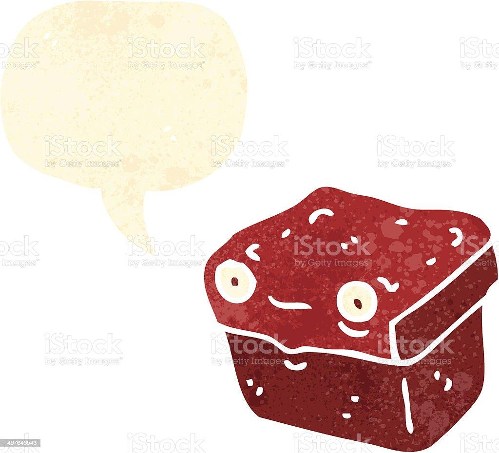 てランチボックスカットイラストのキャラクター のイラスト素材