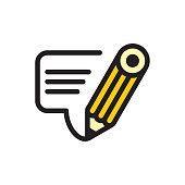 istock Talking Pencil 1048168090