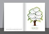 Talking Tree Cover design