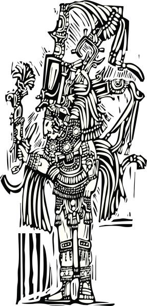 Tall Maya