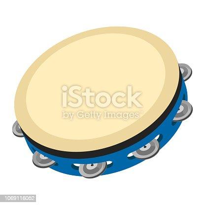 istock tambourine 1069116052