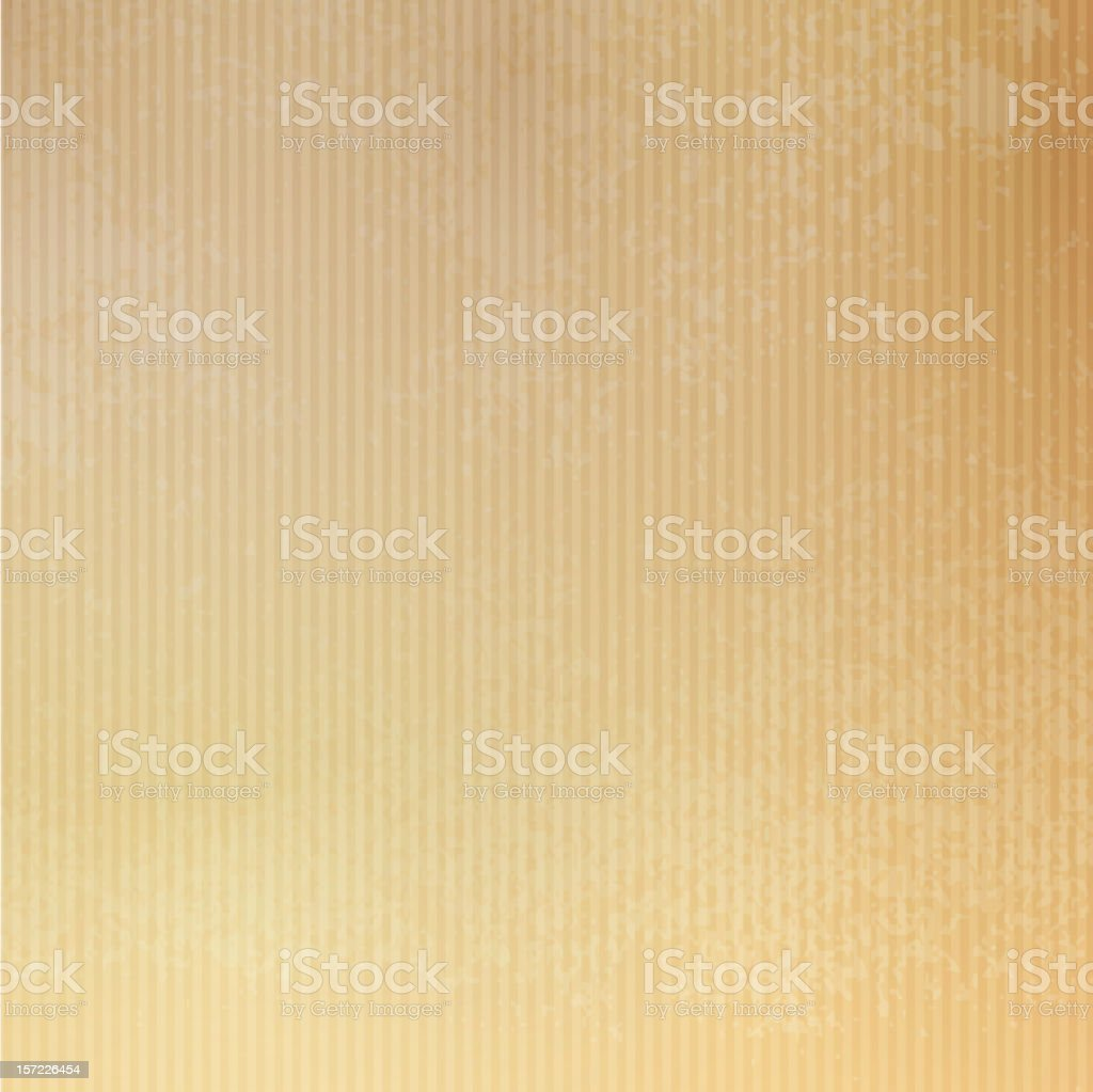 Tan lines grungy cardboard texture design template royalty-free stock vector art