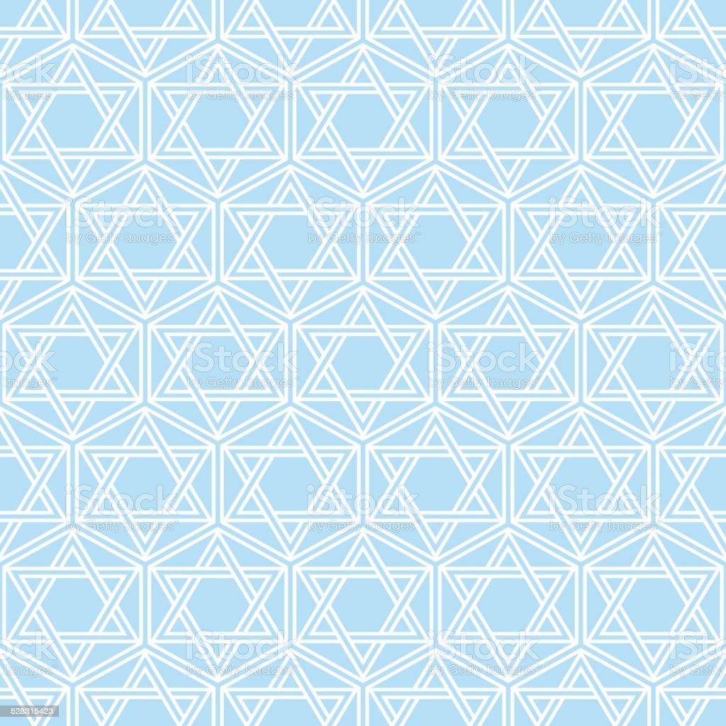 Tangled Eastern Pattern vector art illustration