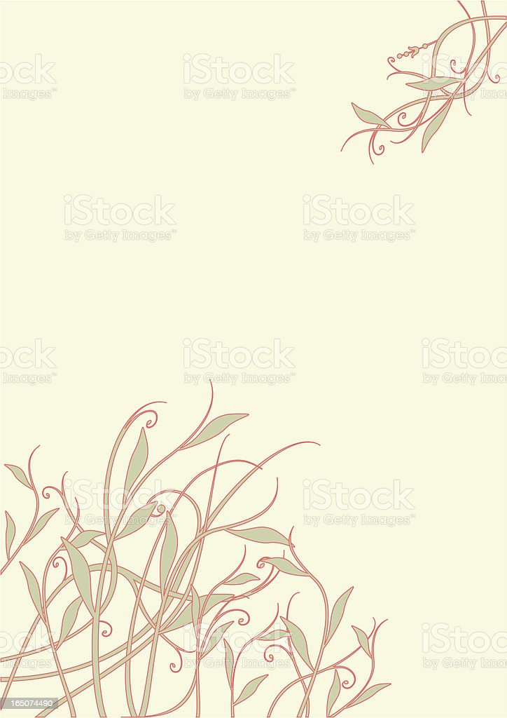 Tangled foliage royalty-free tangled foliage stock vector art & more images of botany