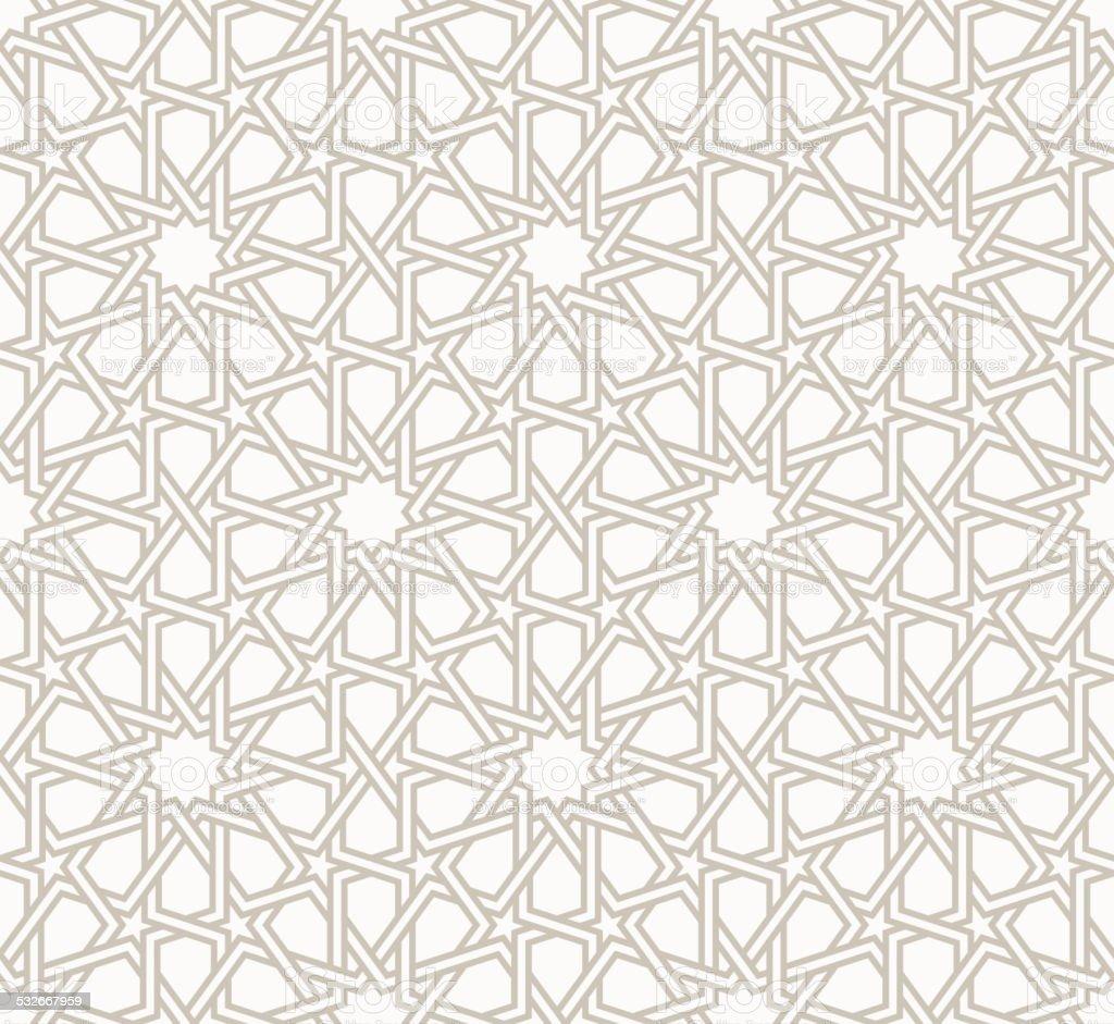 Tangled Pattern vector art illustration