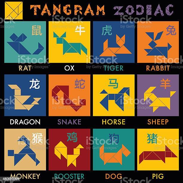 Tangram zodiac vector vector id480620394?b=1&k=6&m=480620394&s=612x612&h=kirnw1whvfda33kt3dx5dsffdkrvpwytlq7omdynpeg=