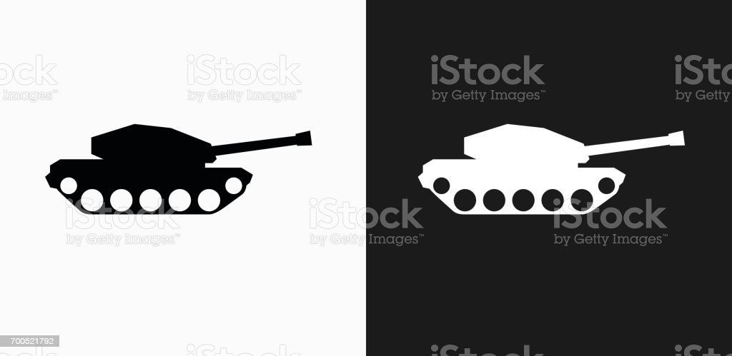 tank icon on black and white vector backgrounds stock illustration download image now istock tank icon on black and white vector backgrounds stock illustration download image now istock